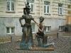 Памятник Проне Прокоповне и Голохвастову