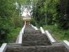 Лестница от Набережной